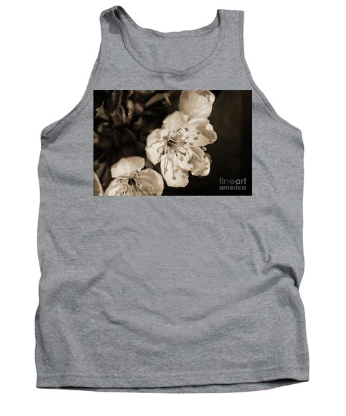 Tank Top featuring the photograph Abiding Elegance by Linda Lees