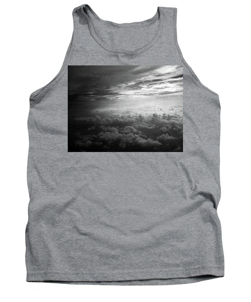 Above Earth 3 Tank Top