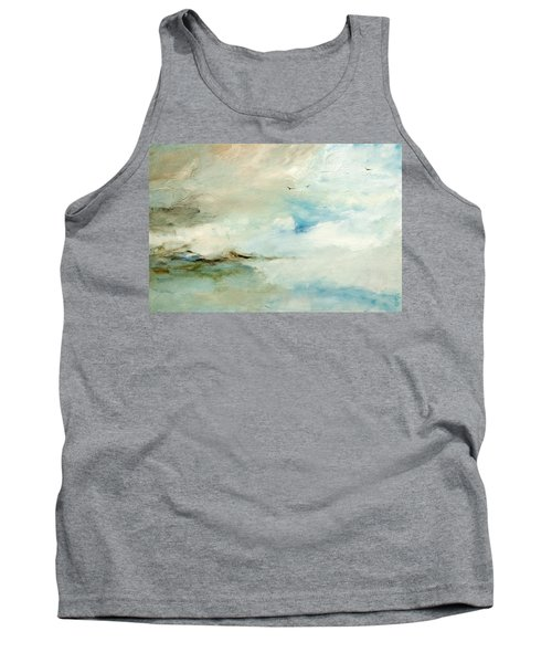 Above It All Tank Top by Dina Dargo