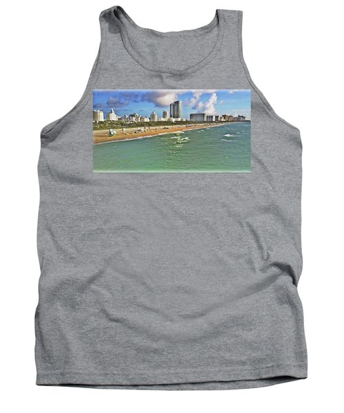Above South Beach  Tank Top