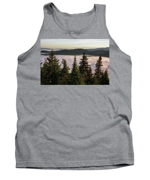 Above The Clouds Tank Top