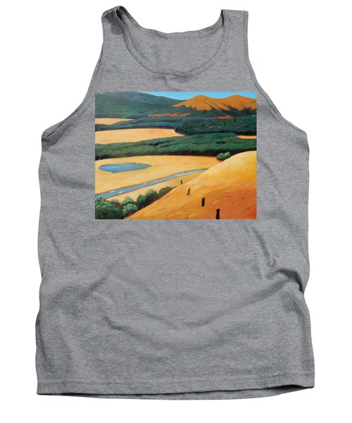 Above The Highway Tank Top