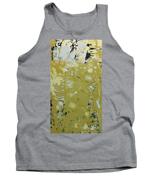 Abstract 1014 Tank Top by Gallery Messina