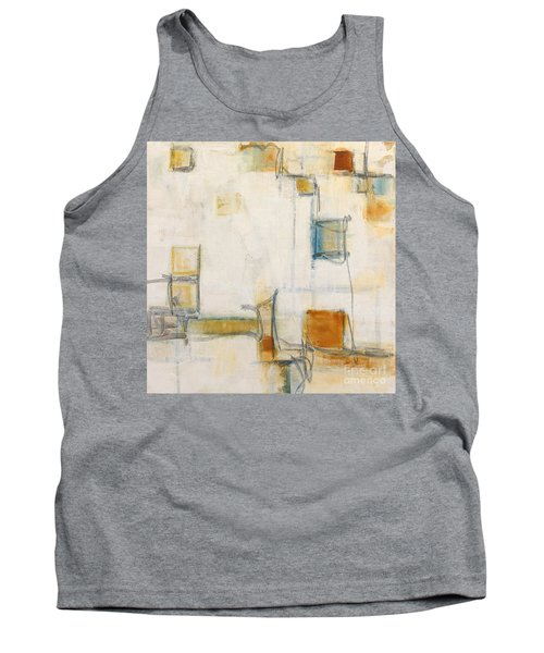 Abstract 1207 Tank Top by Gallery Messina