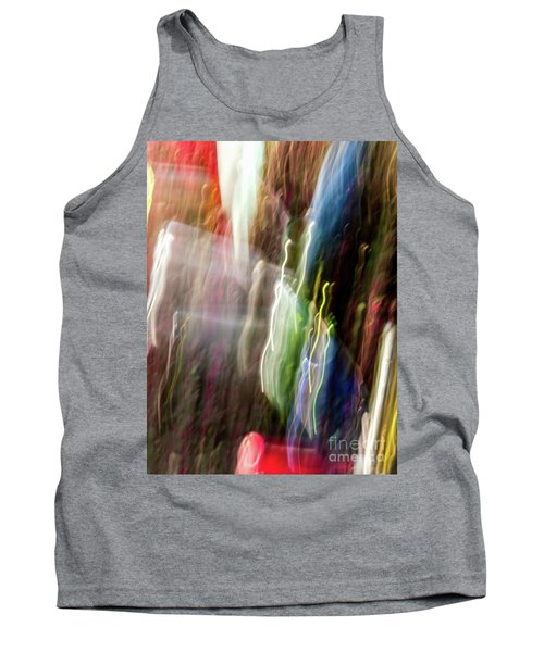 Abstract-4 Tank Top
