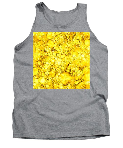 Abstract 7 Tank Top by Patricia Lintner