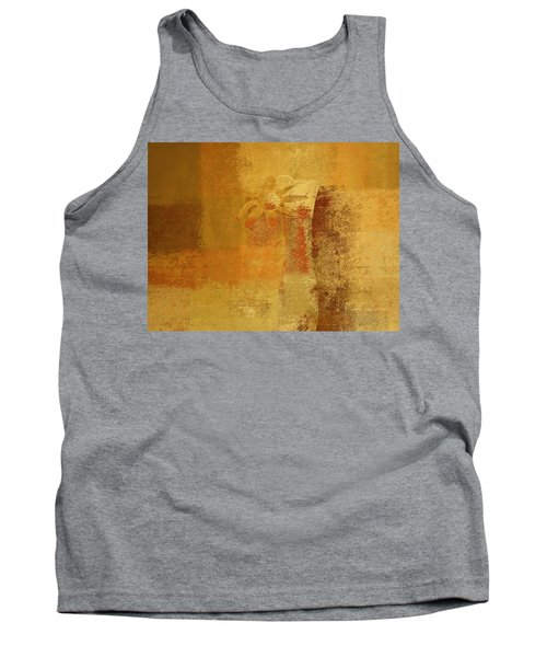 Abstract Floral - 14v2ct01a Tank Top