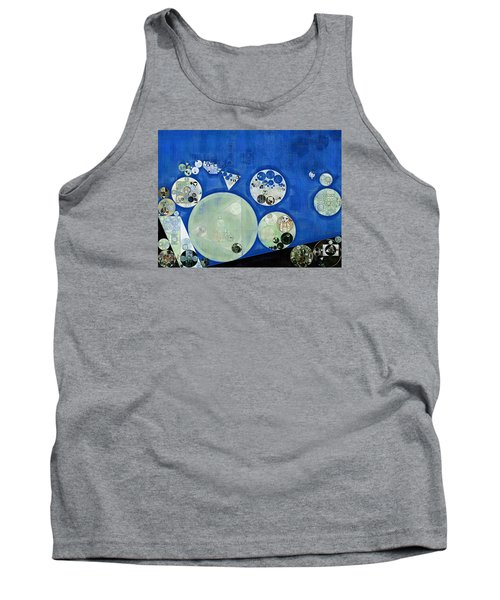 Abstract Painting - Rainee Tank Top