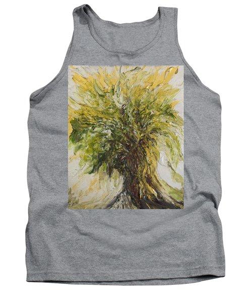Abundance Tree Tank Top