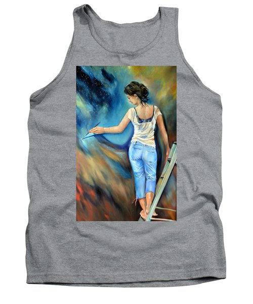 Across The Universe Tank Top