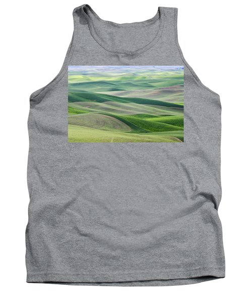 Across The Valley Tank Top