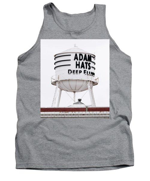 Adams Hats Deep Ellum Texas 061818 Tank Top