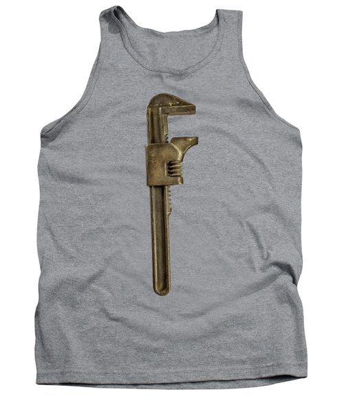 Adjustable Wrench Backside Tank Top