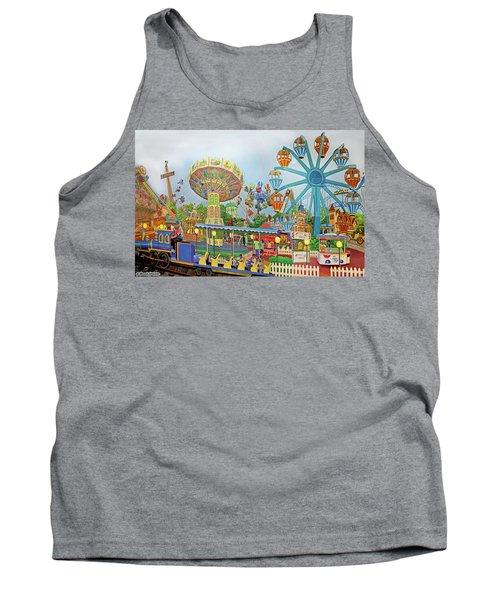 Adventureland Tank Top