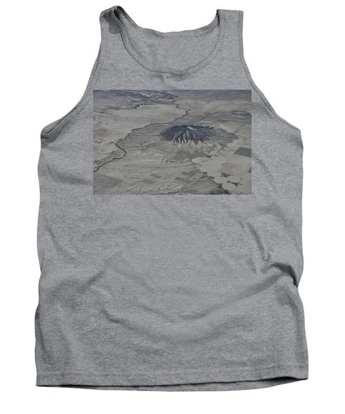 Tank Top featuring the photograph Aerial 5 by Steven Richman