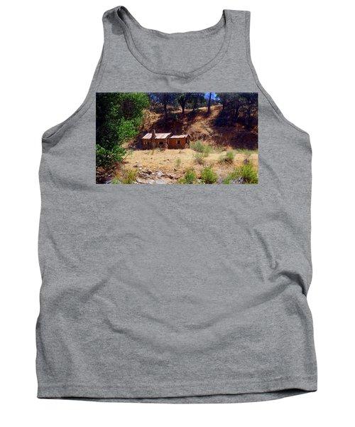 Affordable Housing Kern County California Tank Top