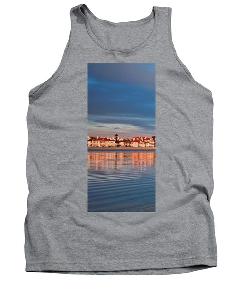 Afloat Panel 1 16x7.25 Tank Top
