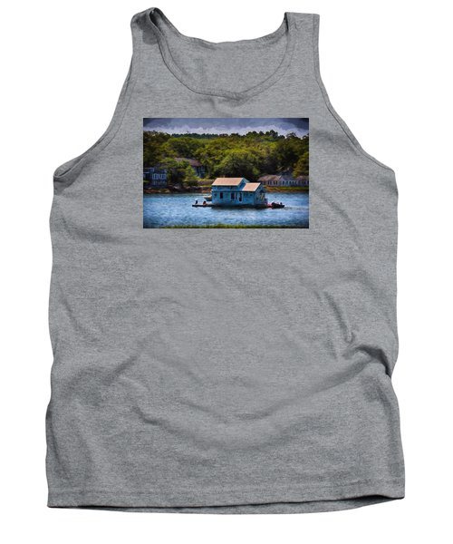 Afloat Tank Top by Tricia Marchlik