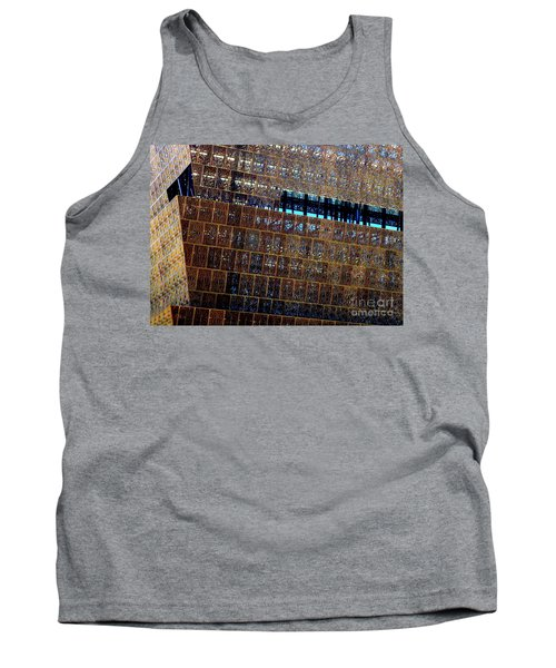 African American History And Culture 3 Tank Top by Randall Weidner