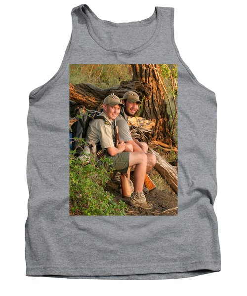 African Game Guides Tank Top