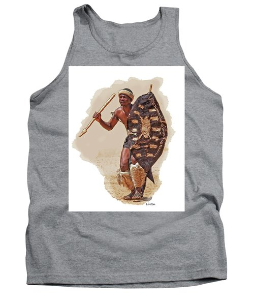 African Tribal Traditions 1 Tank Top