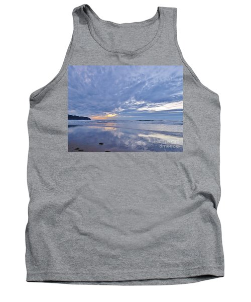 Moonlight After Sunset Tank Top by Michele Penner