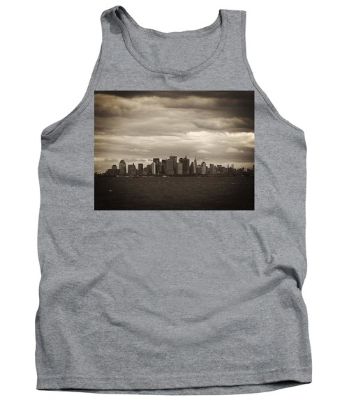 After The Attack Tank Top
