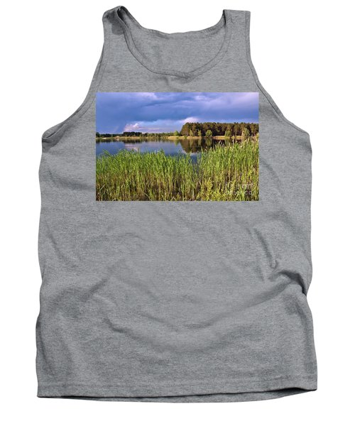 After The Rain Poetry Tank Top