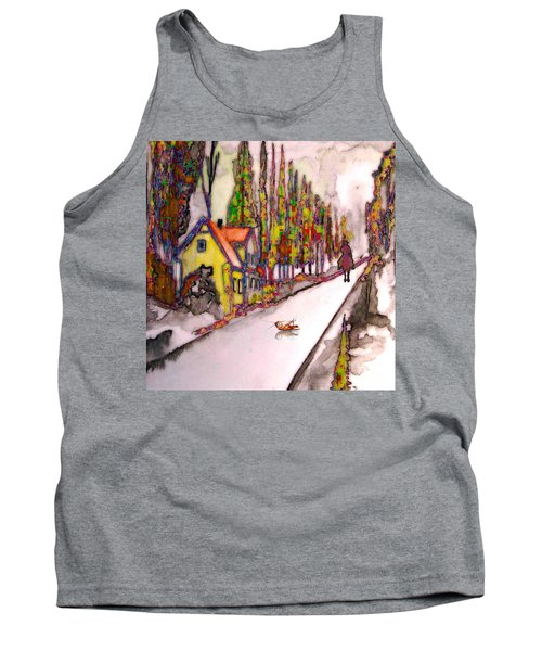After The Showdown Tank Top