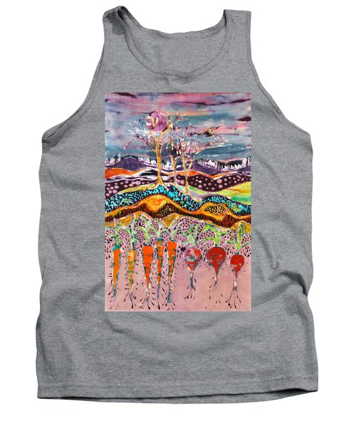 After The Thunderstorm Tank Top