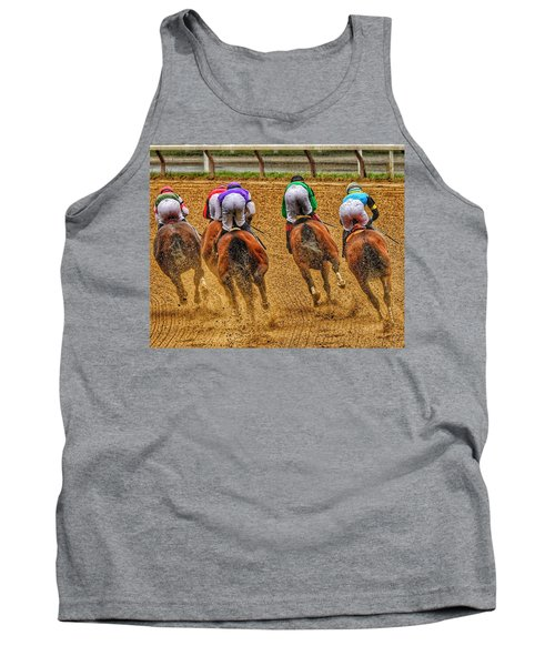 After The Turn Tank Top