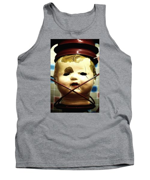 Afterlife 2 Tank Top by Newel Hunter