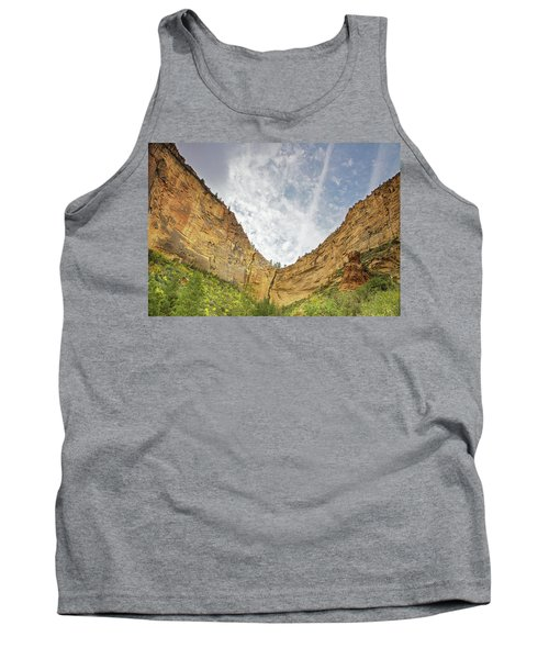 Afternoon In Boynton Canyon Tank Top