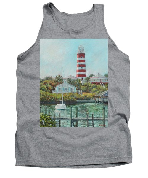 Afternoon In Hope Town Tank Top