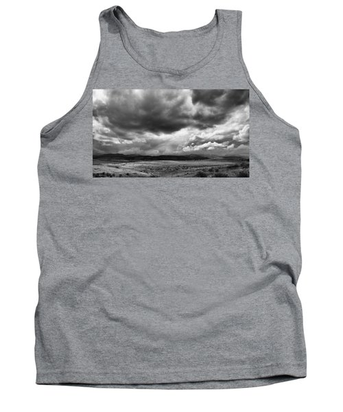 Afternoon Storm Couds Tank Top
