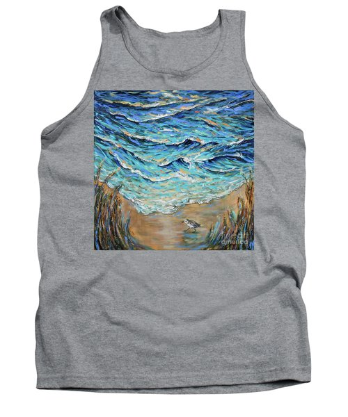 Afternoon Tide Tank Top