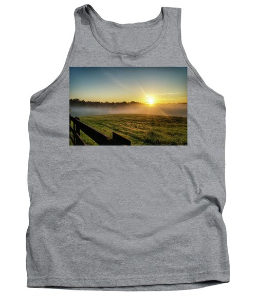 Afton Va Sunrise Tank Top