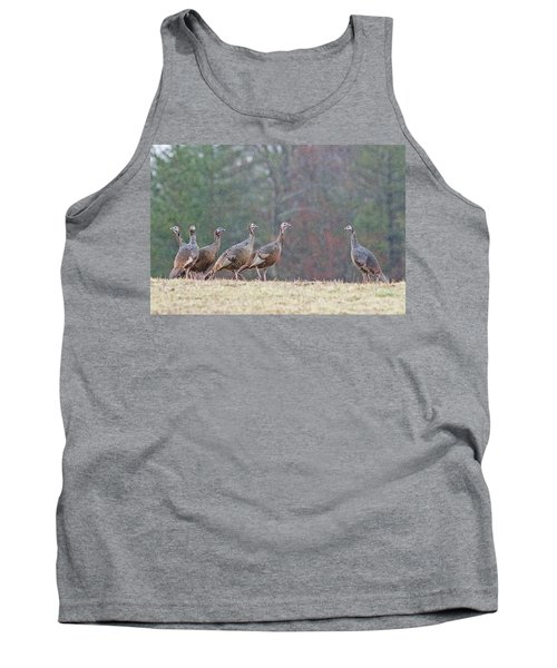 Tank Top featuring the photograph Against The Crowd 1287 by Michael Peychich
