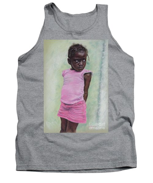 Against The Wall Tank Top