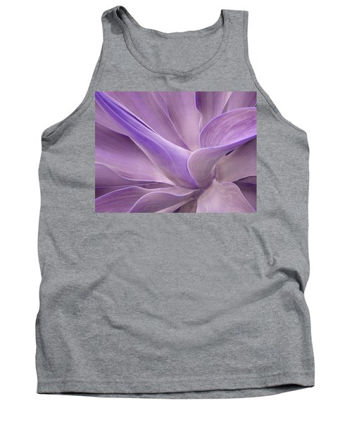 Agave Attenuata Abstract 2 Tank Top