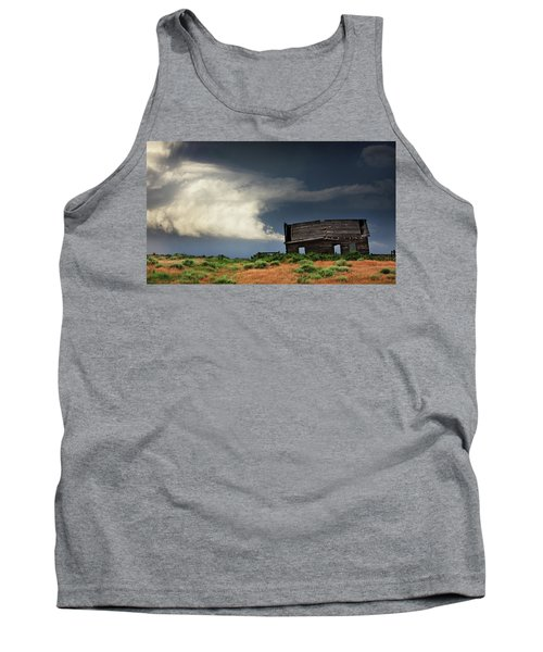The Unattended  Tank Top