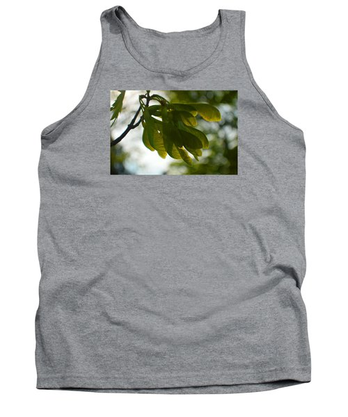 Air And Breeze Tank Top by Tina M Wenger