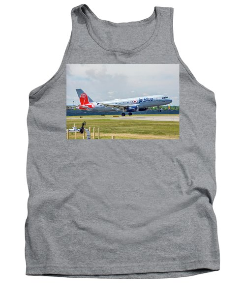 Airbus A320 Boston Strong Tank Top