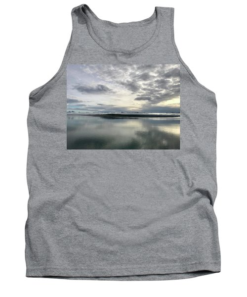 Alaskan Sunrise Tank Top