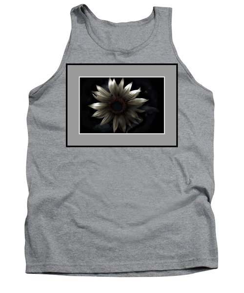 Albino Sunflower Tank Top