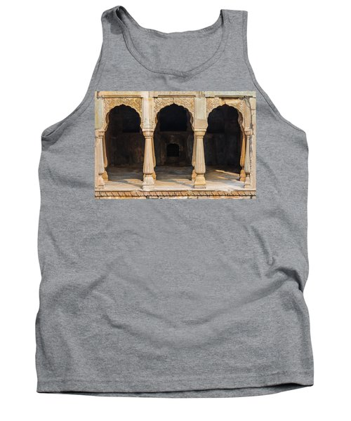 Alcoves At Chand Baori Stepwell Tank Top