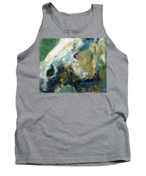 Alerted Tank Top by Frances Marino