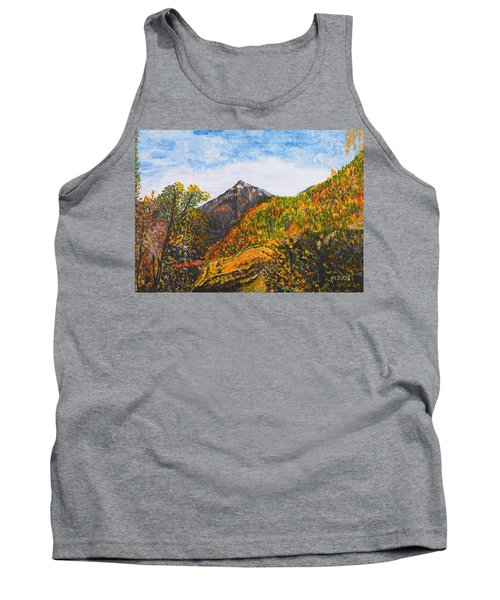 Algund View Tank Top by Valerie Ornstein