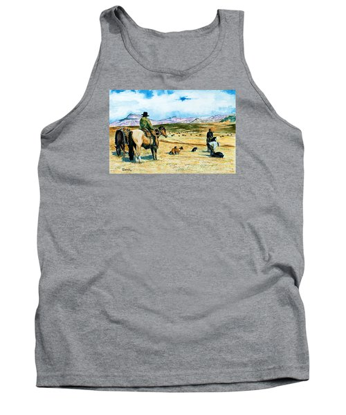 All In A Days Work Tank Top