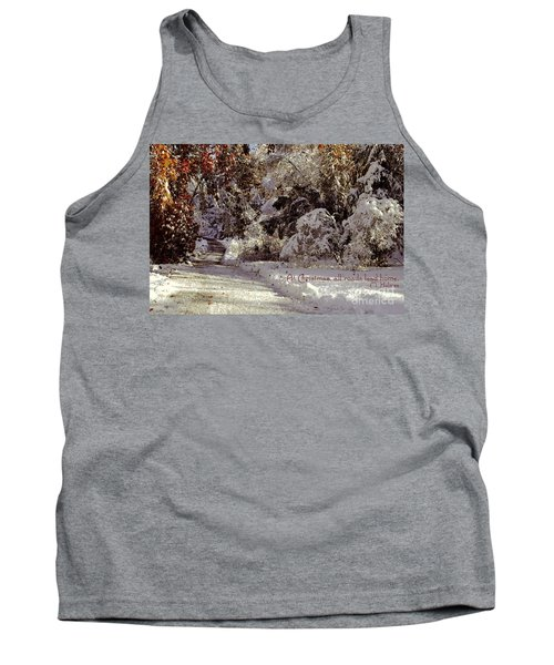 All Roads Lead Home Tank Top by Sabine Jacobs